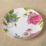 Classy British Royal Bone China Coffee Cup Ceramic Porcelain Tea Cup Saucer Spoon 3