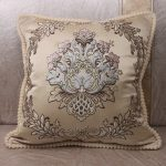 Decorative Luxury Pillow Cushion Covers 45x45cm Vintage Home Sofa European Royal Floral 2