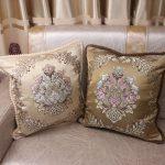 Decorative Luxury Pillow Cushion Covers 45x45cm Vintage Home Sofa European Royal Floral 1