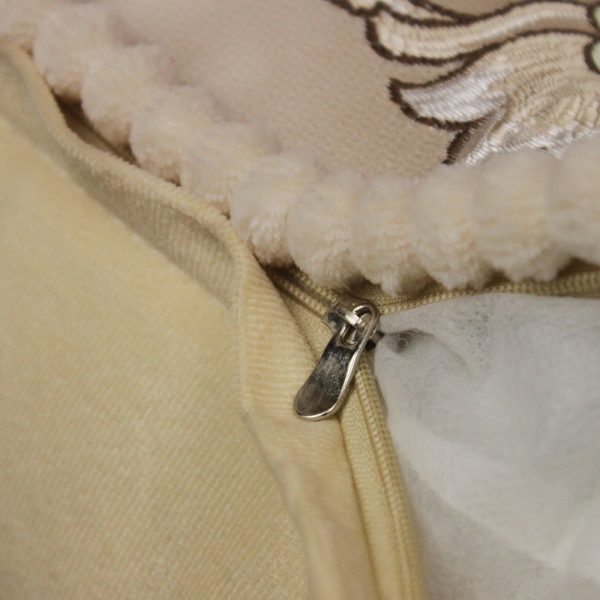 Decorative Luxury Pillow Cushion Covers 45x45cm Vintage Home Sofa European Royal Floral 5